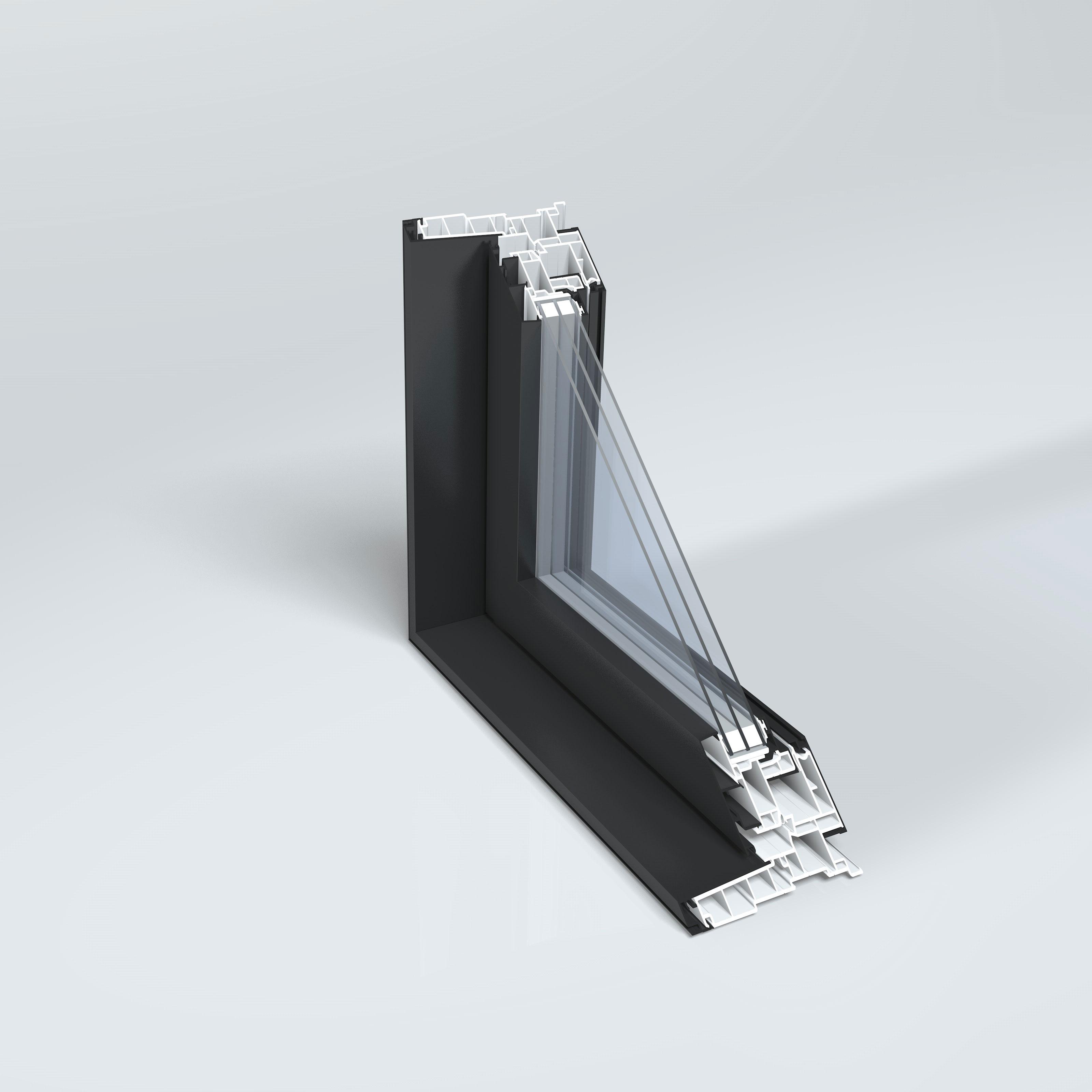 fen tres concerto hybrides les fen tres c t. Black Bedroom Furniture Sets. Home Design Ideas